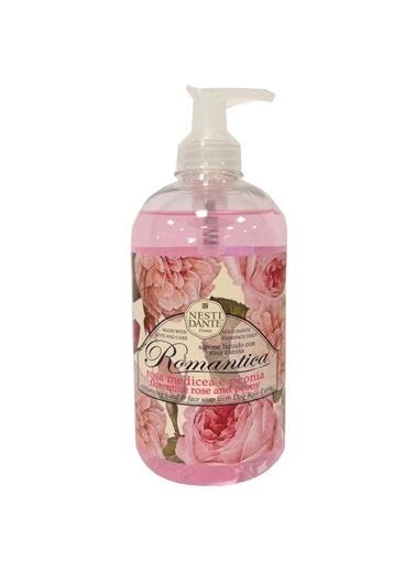 Nestidante Romantica Florentine Rosa And Peony Sıvı Sabun 500 ml Renksiz